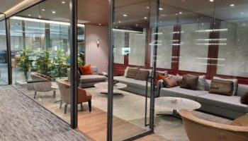 Glass For Partition